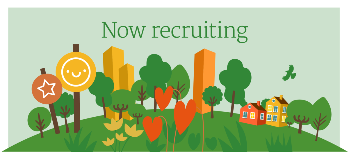 City of Trees now recruiting